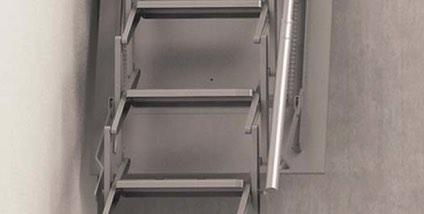 escaliers escamotables escalier escamontable motorisé