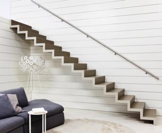 Escaliers, sur mesure, escaliers modernes